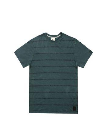 177bb9009f78f Camiseta Especial Logomania Core MCD