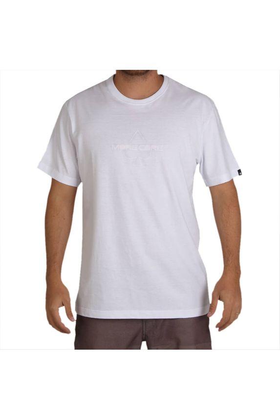 Camiseta-Mcd-More-Core-White
