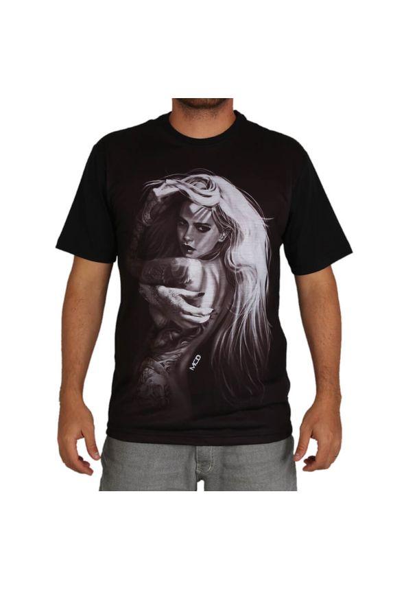 Camiseta-Regular-Mcd-Pose