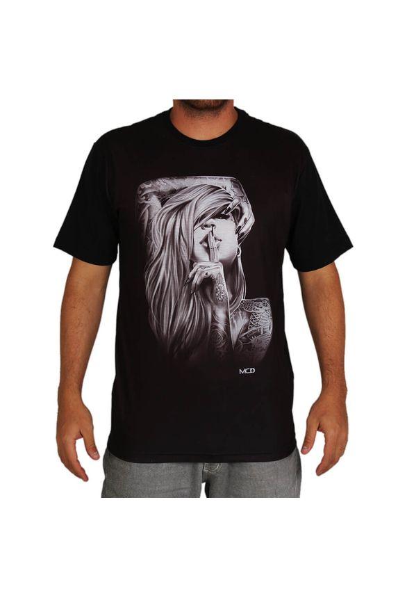 Camiseta-Regular-Mcd-Silence