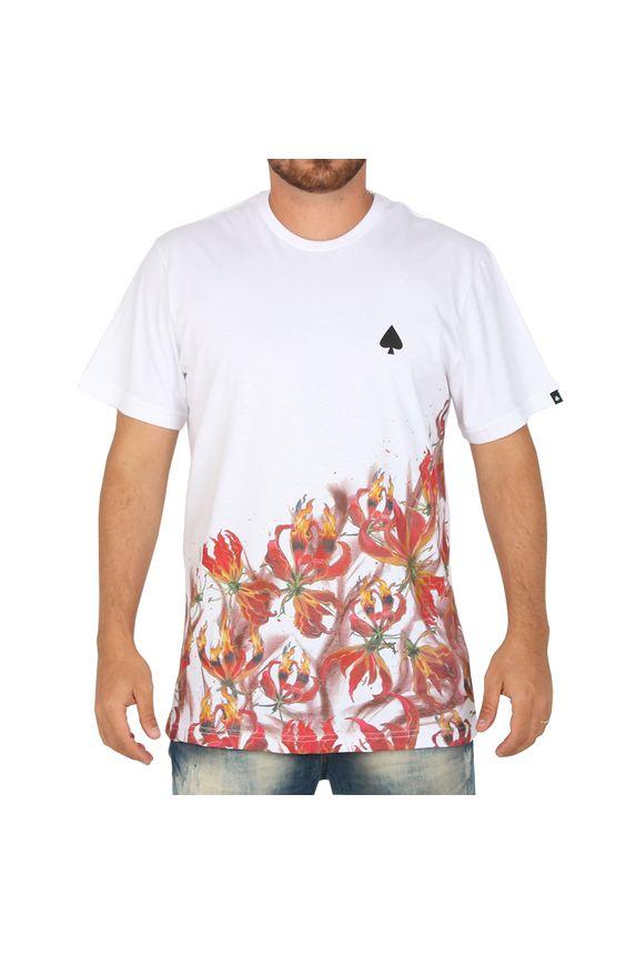 Camiseta-Regular-Mcd-Skull-Flame