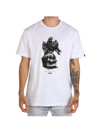 Camiseta-Regular-Mcd-Crow-e-Skull