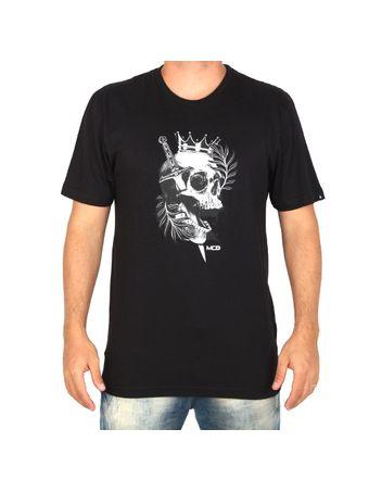Camiseta-Regular-Mcd-Skull-e-Spade