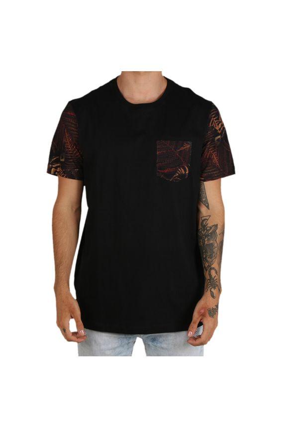Camiseta-Especial-Mcd-Pocket-Dark-Fern