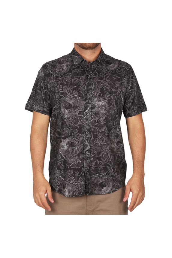 Camisa-Regular-Life-An-Death-Mcd