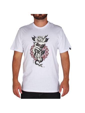 Camiseta-Regular-Mcd-Rose-Snake-Hand-0
